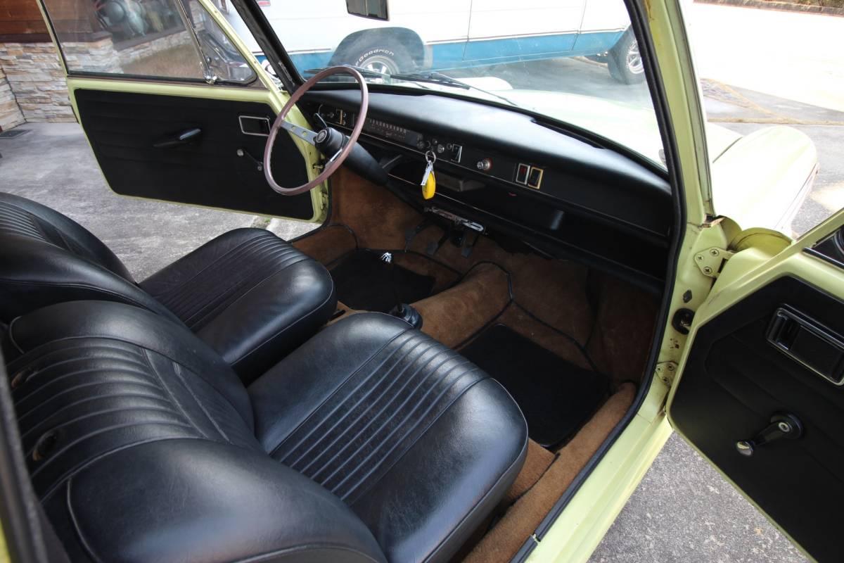 '69オースチン アメリカ 2ドア!ガレージ保管車!2オーナー車! 即決! 最落なし!珍しい2ドアです!!_画像7