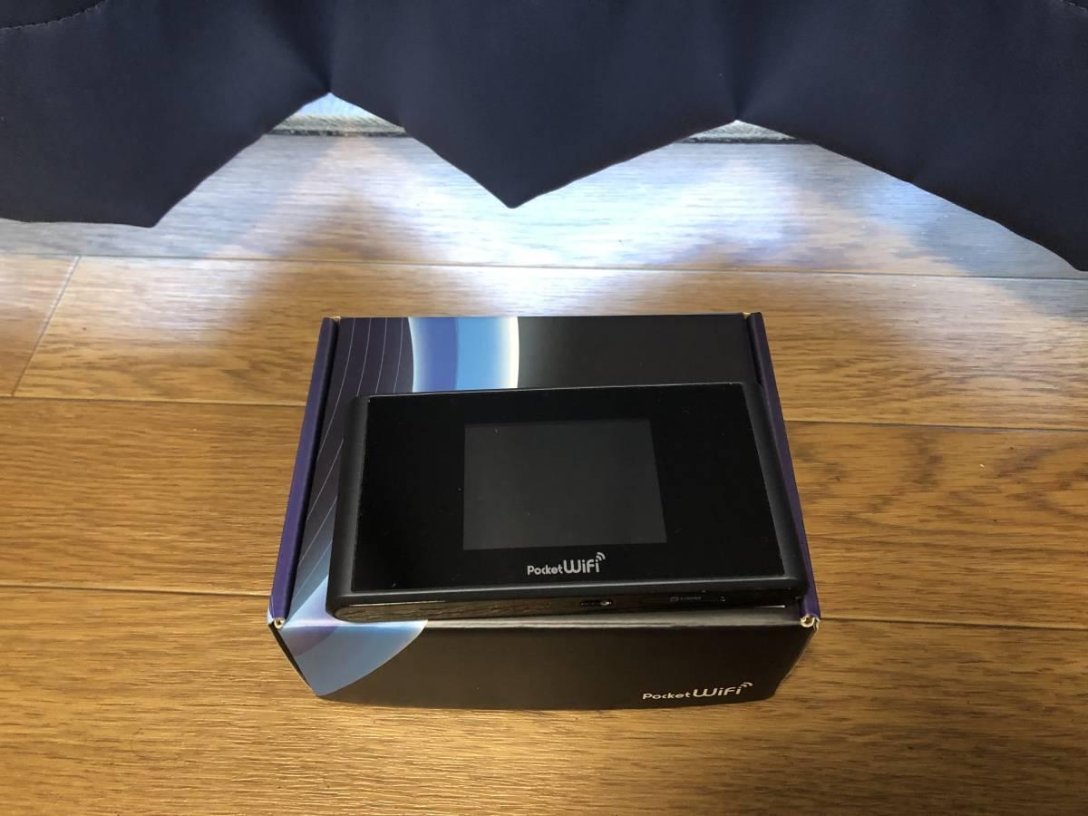 美品 softbank pocket WIFI 304ZT ソフトバンク モバイルルーター