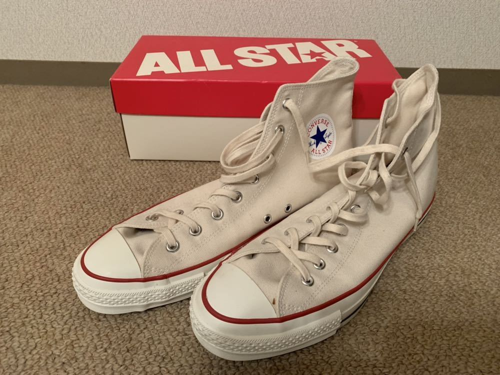8af439607bde beautiful goods! made in Japan! Converse all Star CANVAS J HI canvas all  Star