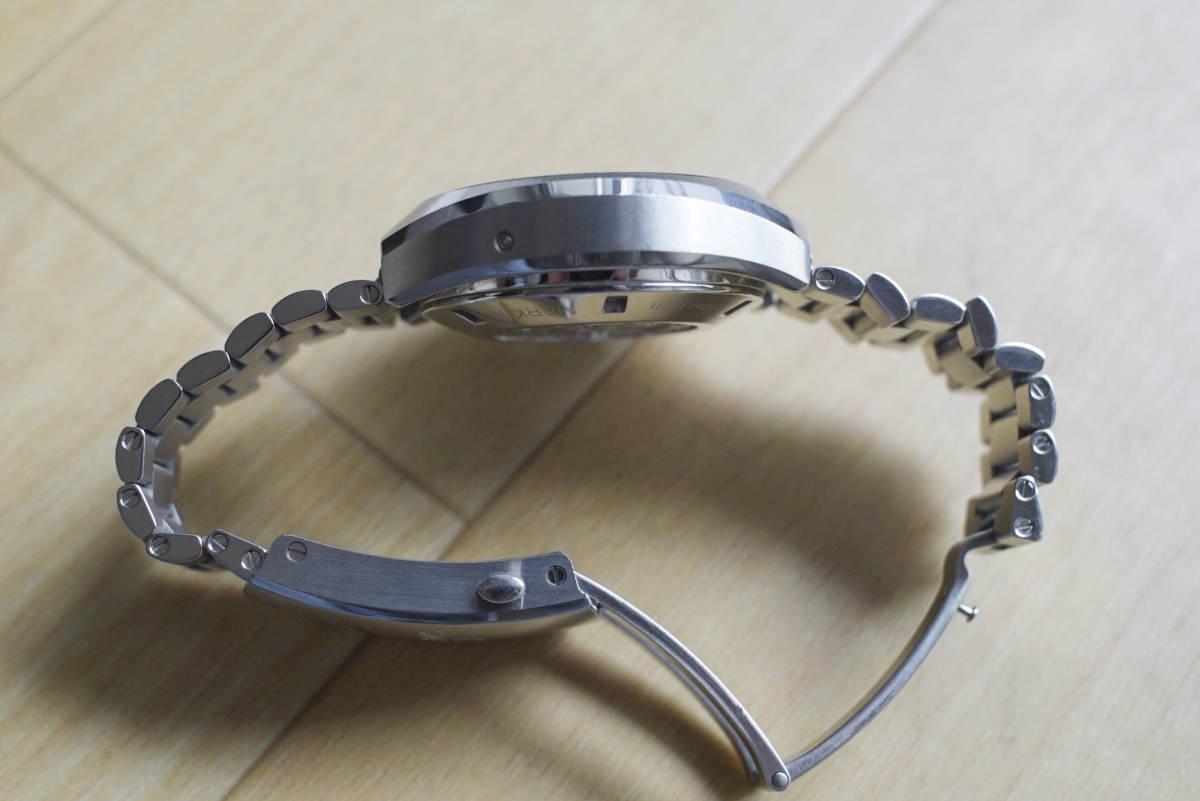 【美品!】 オメガ スピードマスター マークII コーアクシャル クロノグラフ マーク2 復刻モデル Omega Speedmaster Mark II_画像7