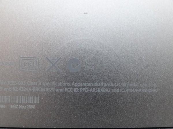 ジャンク!Apple Mac A1312 通電のみチェック_画像8