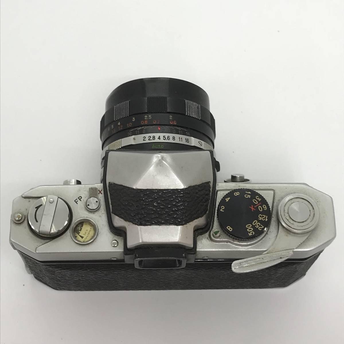 PETRI ペトリ フィルム カメラ Petri 1:2 f=55mm_画像2