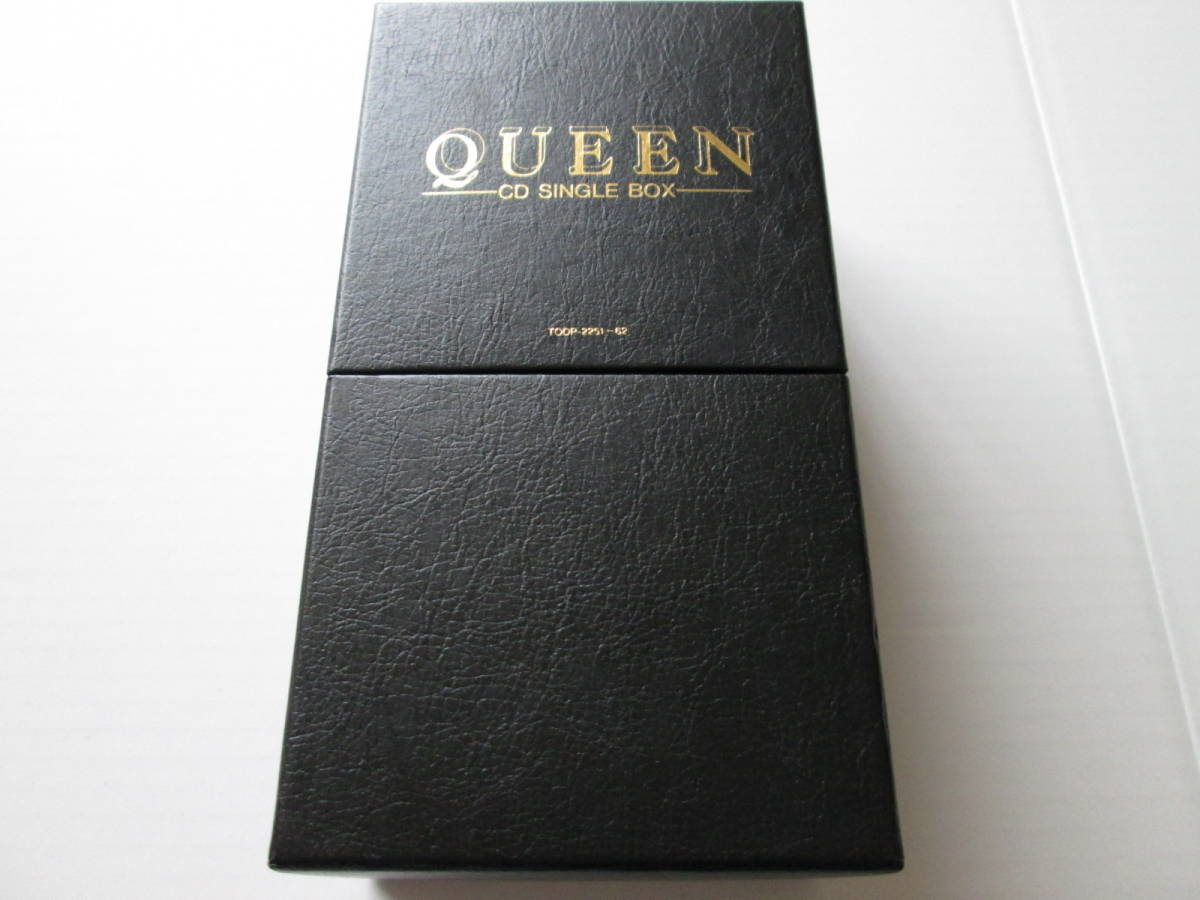 ★クイーン  QUEEN★「CD SINGLE BOX」 ☆中古品