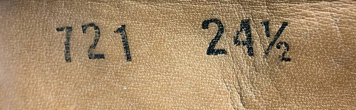 即決★SCOTCH GRAIN スコッチグレイン★メンズ 24.5cm 25cm相当 スリッポン 本革 レザー 黒 ビジネス ドライビングシューズ 高級 おしゃれ_画像7