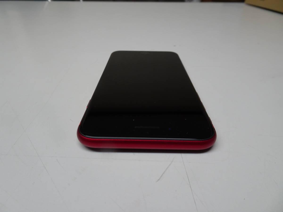DoCoMo iPhone8 256GB プロダクトレッド_画像8