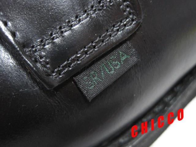 即決★REDWING メンズ 7.5D≒25.5cm ブラック★レッドウィング 101 黒 本革 レザー ポストマン オックスフォード シューズ 米国 USA製 革靴_画像7