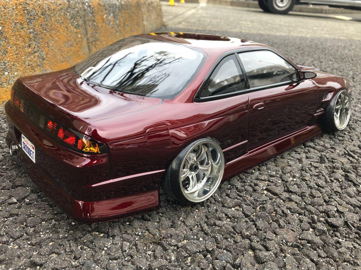 パンドラRC Bn sports S14後期!塗装済未使用!_画像4