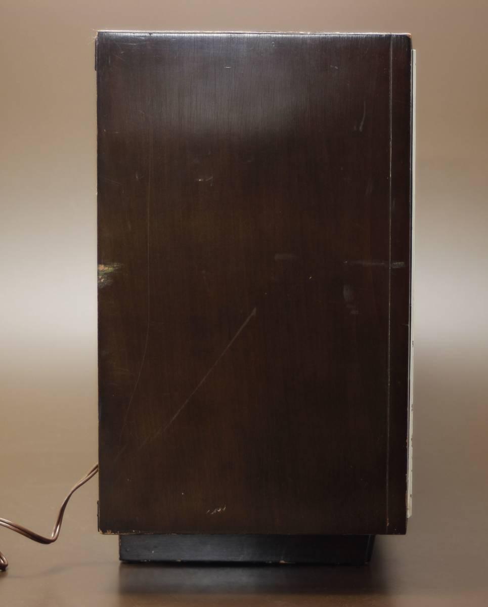 昭和レトロ 日立 フローラ Hi-Fi 真空管ラジオ S-563_画像10