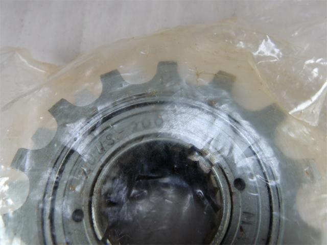 ZEUS-2000 ゼウス アルミ ボスフリースプロケット 5速(14-15-16-17-18T・B.S.C.) SPAIN MADE 【新品/未使用】_画像4