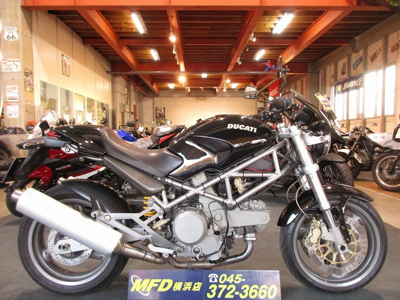 MFD Yokohama shop ] Ducati Monstar 400 DUCATI MONSTER 400cc