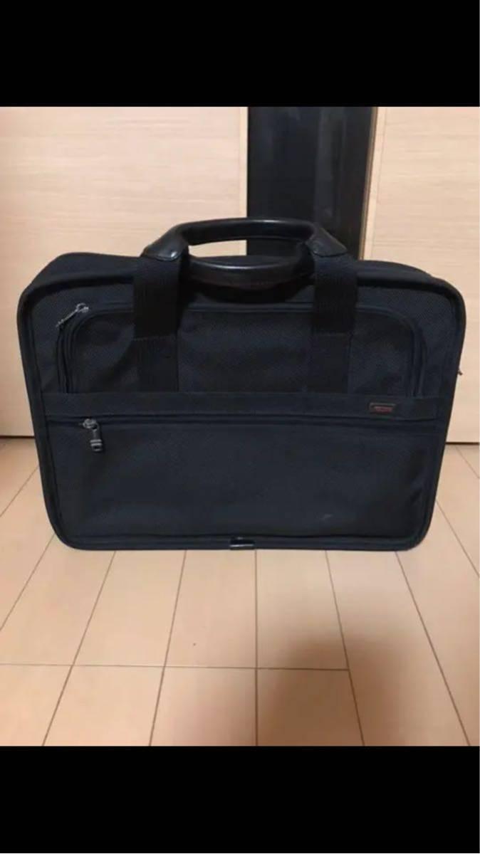 ニューヨーク購入 TUMI 26003 キャリーバッグ&TUMIサイドバッグ_画像3