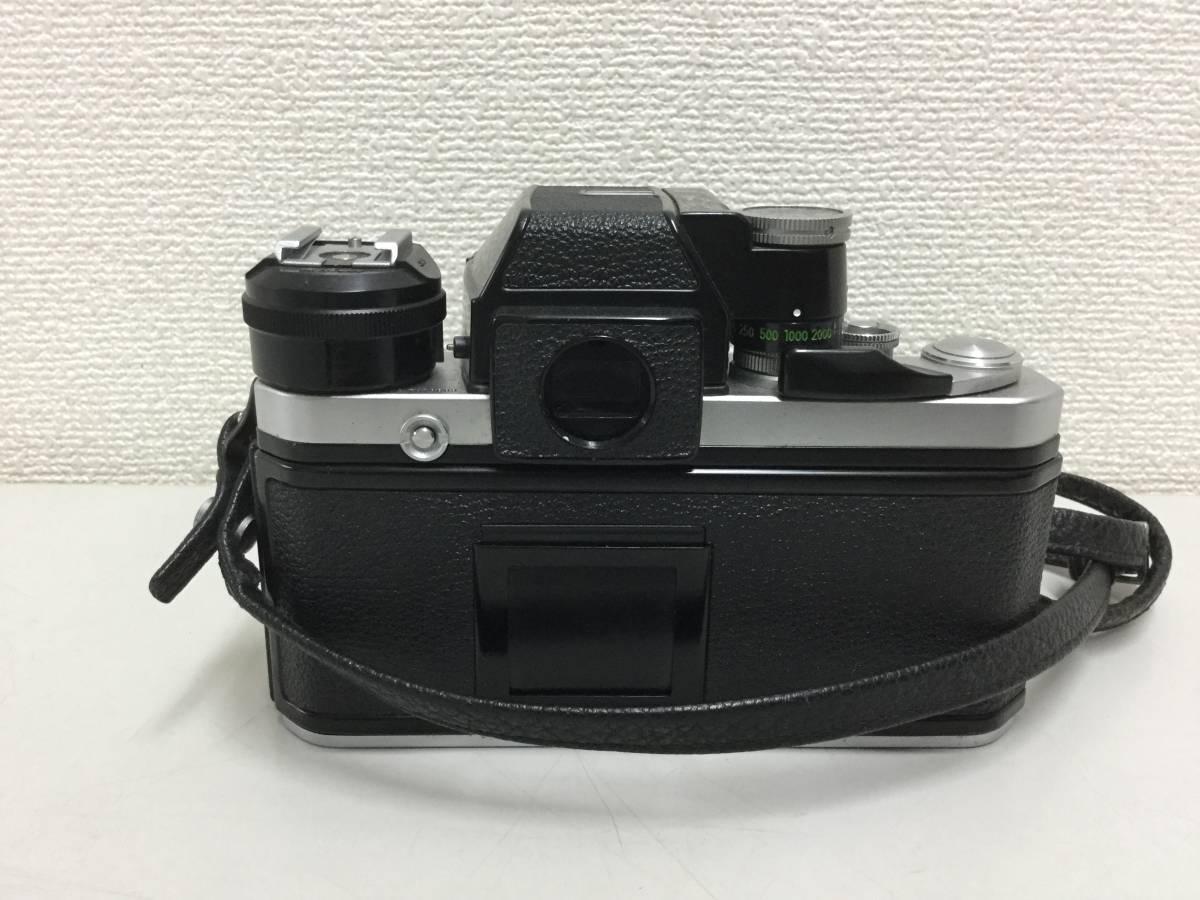 ★Nikon ニコン F2 レンズ1:1.4 50mm★_画像2
