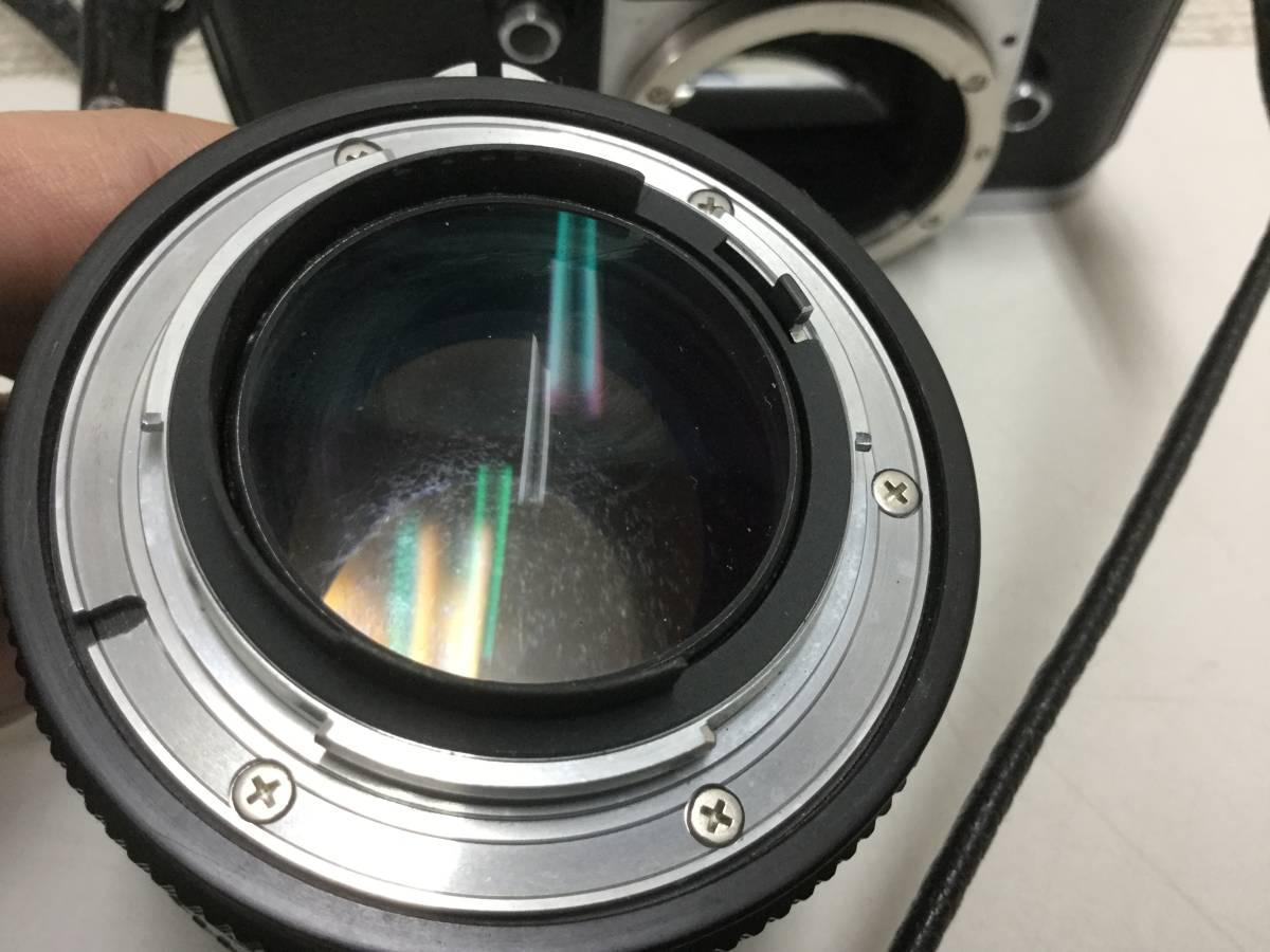 ★Nikon ニコン F2 レンズ1:1.4 50mm★_画像8