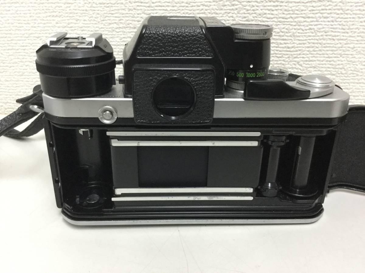 ★Nikon ニコン F2 レンズ1:1.4 50mm★_画像4
