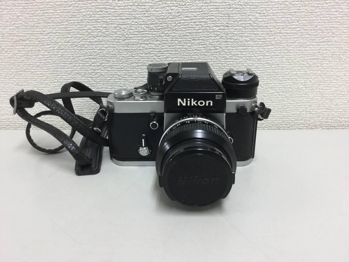 ★Nikon ニコン F2 レンズ1:1.4 50mm★