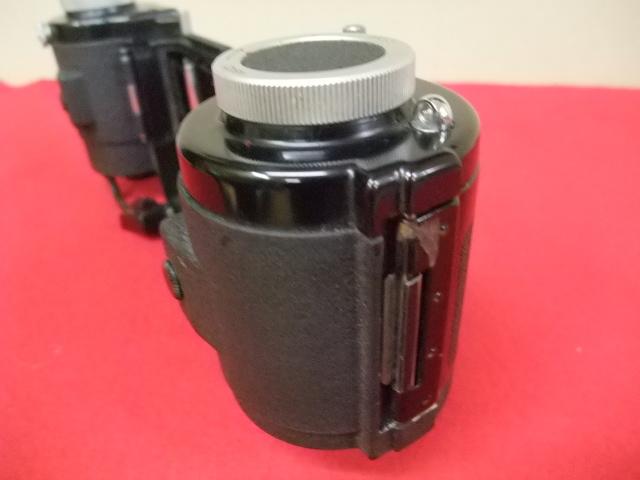 ニコンF2 【MF-1】 モータードライブ用フィルムバック 使用品 箱無_画像8