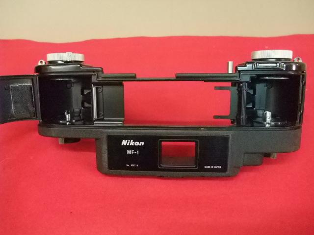 ニコンF2 【MF-1】 モータードライブ用フィルムバック 使用品 箱無_画像6