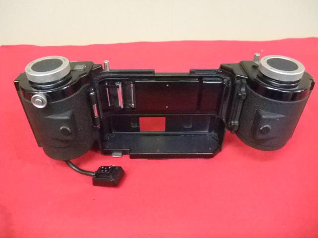 ニコンF2 【MF-1】 モータードライブ用フィルムバック 使用品 箱無