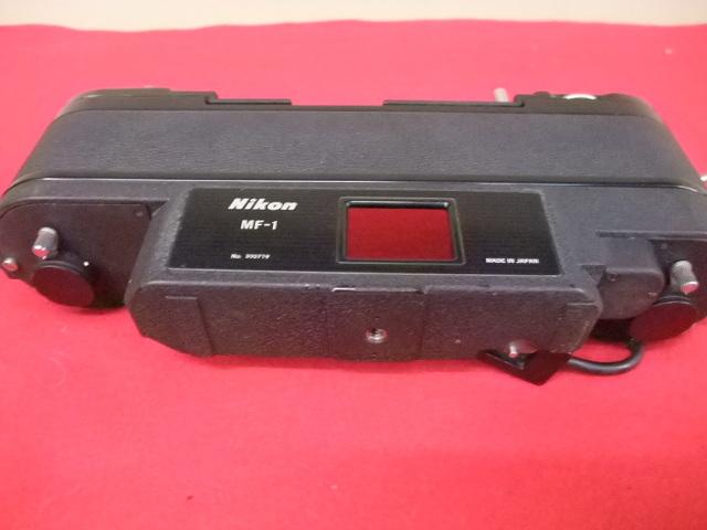 ニコンF2 【MF-1】 モータードライブ用フィルムバック 使用品 箱無_画像3