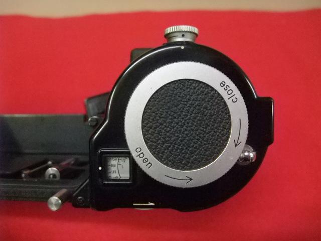 ニコンF2 【MF-1】 モータードライブ用フィルムバック 使用品 箱無_画像4