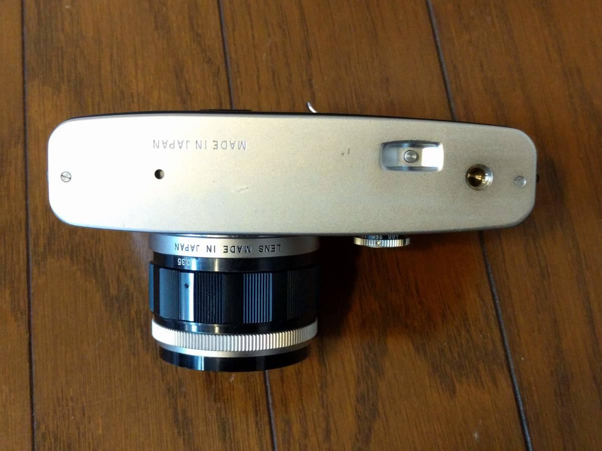 オリンパス PEN F 40mmF1.4 ジャンク_画像4