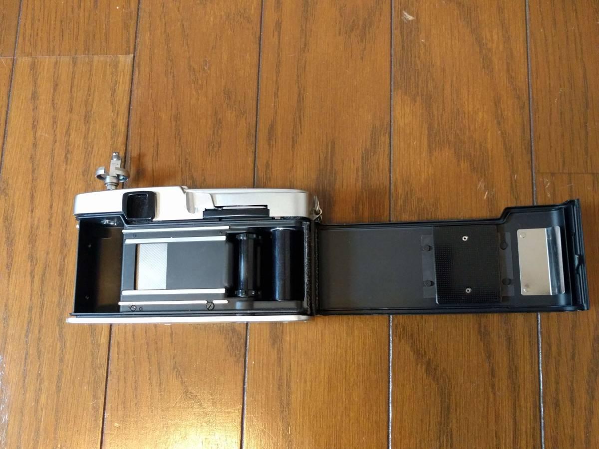 オリンパス PEN F 40mmF1.4 ジャンク_画像7