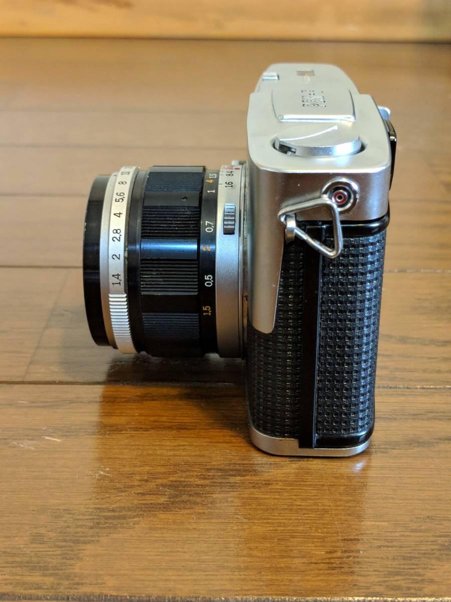 オリンパス PEN F 40mmF1.4 ジャンク_画像5