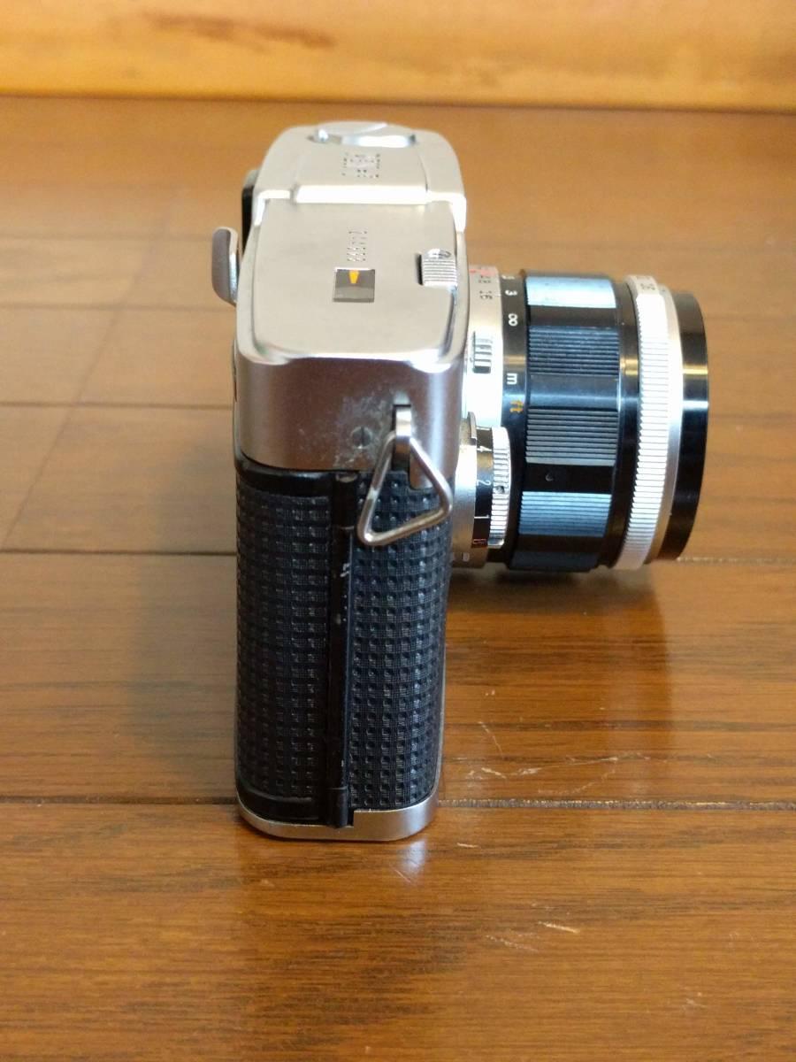オリンパス PEN F 40mmF1.4 ジャンク_画像6