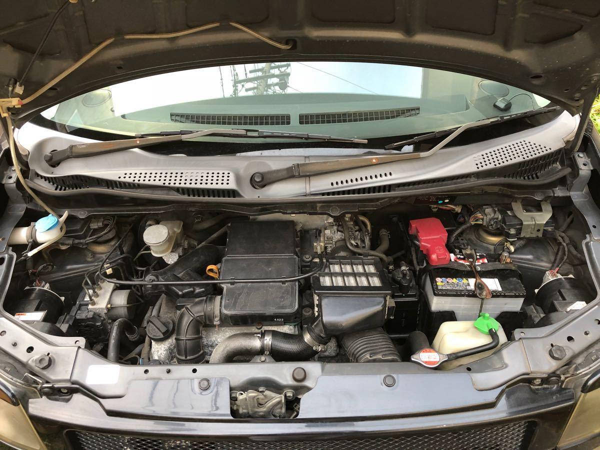 大幅値下げ コミコミ 車検令和3年1月20まで SUZUKI ワゴンR WR ターボ 改造多数 整備済み_画像8