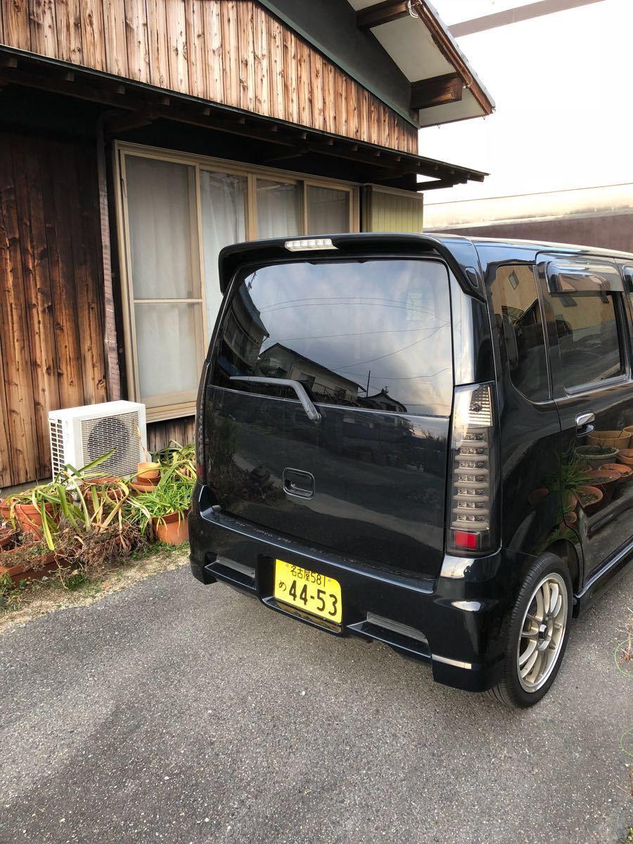 大幅値下げ コミコミ 車検令和3年1月20まで SUZUKI ワゴンR WR ターボ 改造多数 整備済み_画像4