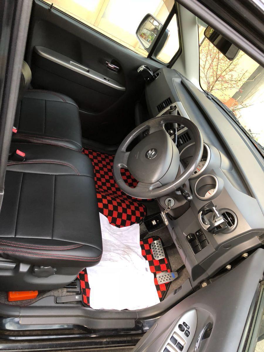 大幅値下げ コミコミ 車検令和3年1月20まで SUZUKI ワゴンR WR ターボ 改造多数 整備済み_画像5