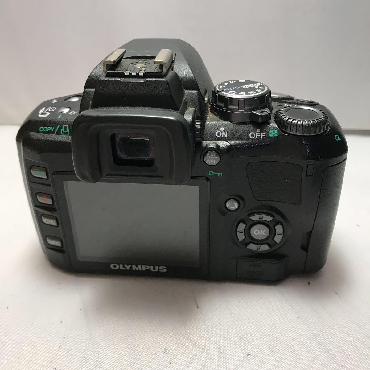 カメラ OLYMPUS E-410 Z8_画像3