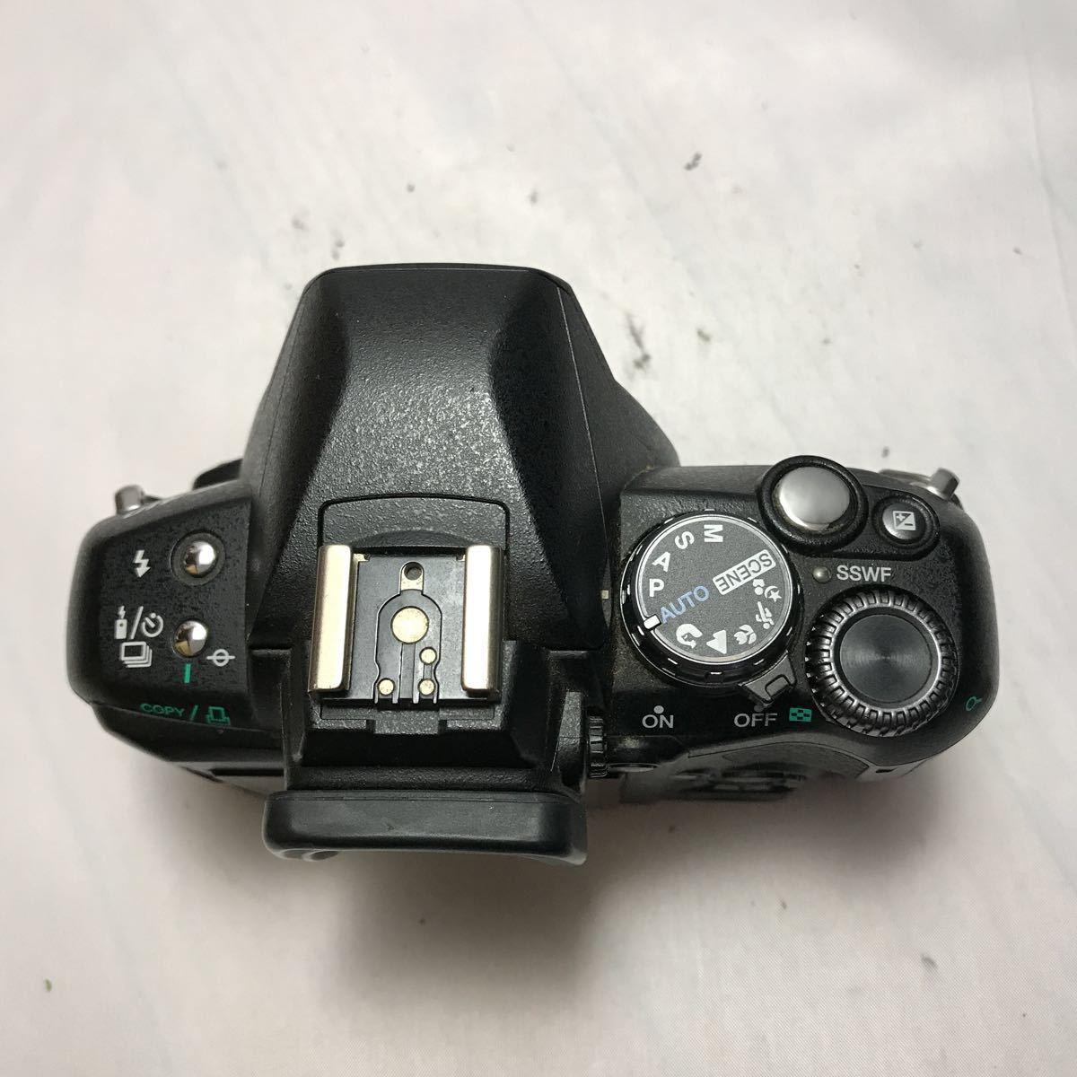 カメラ OLYMPUS E-410 Z8_画像4