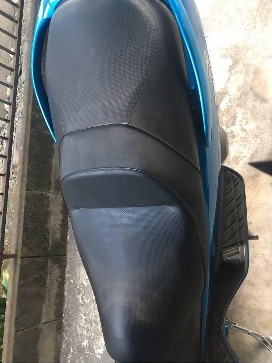 [中古]ビッグスクーター スズキ SUZUKI スカイウェーブ250 SS_画像8