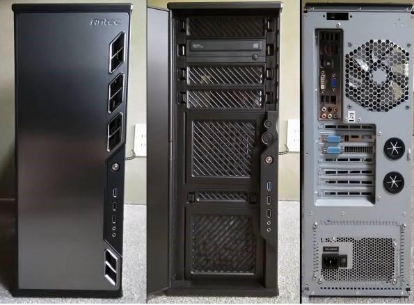 ◆【自作PC】 Core i7-2600k/メモリ16G/SSD256G+HDD300GB/GTX660/Windows10pro / 認証済/動作正常◆_画像2