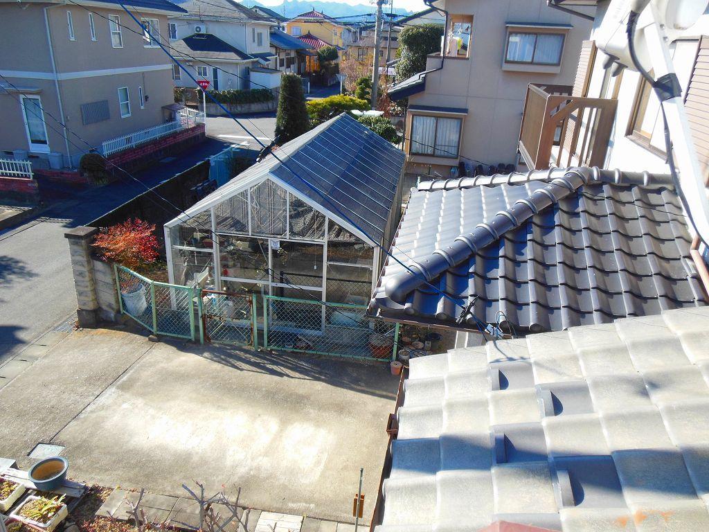 園芸用温室2X4間、激安。条件有り。アルミサッシ、ガラス張り、堅牢。_画像2