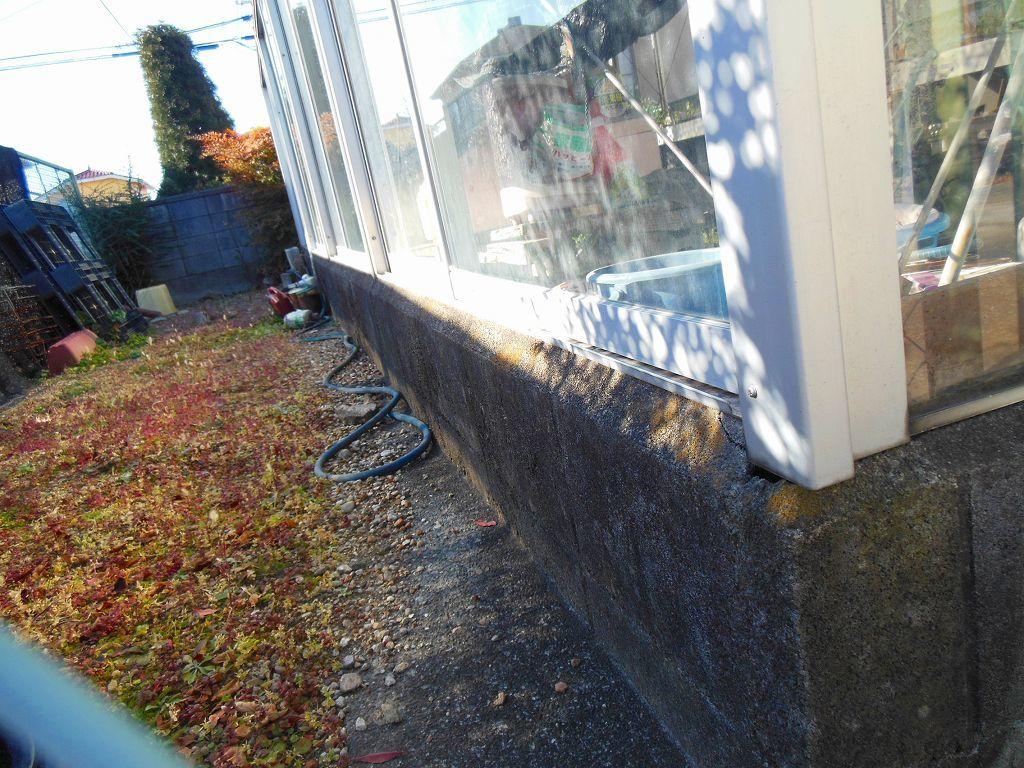 園芸用温室2X4間、激安。条件有り。アルミサッシ、ガラス張り、堅牢。_画像10