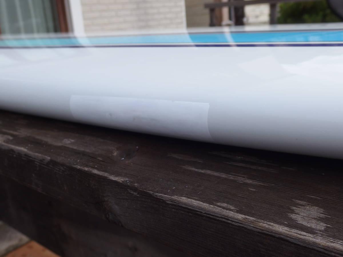 【手渡し希望】ワックスアップ無料 NSP サーフボード ロングボード 9.2 EPOXY(エポキシ) フィン・ケース付属 (横浜手渡し歓迎)_画像4