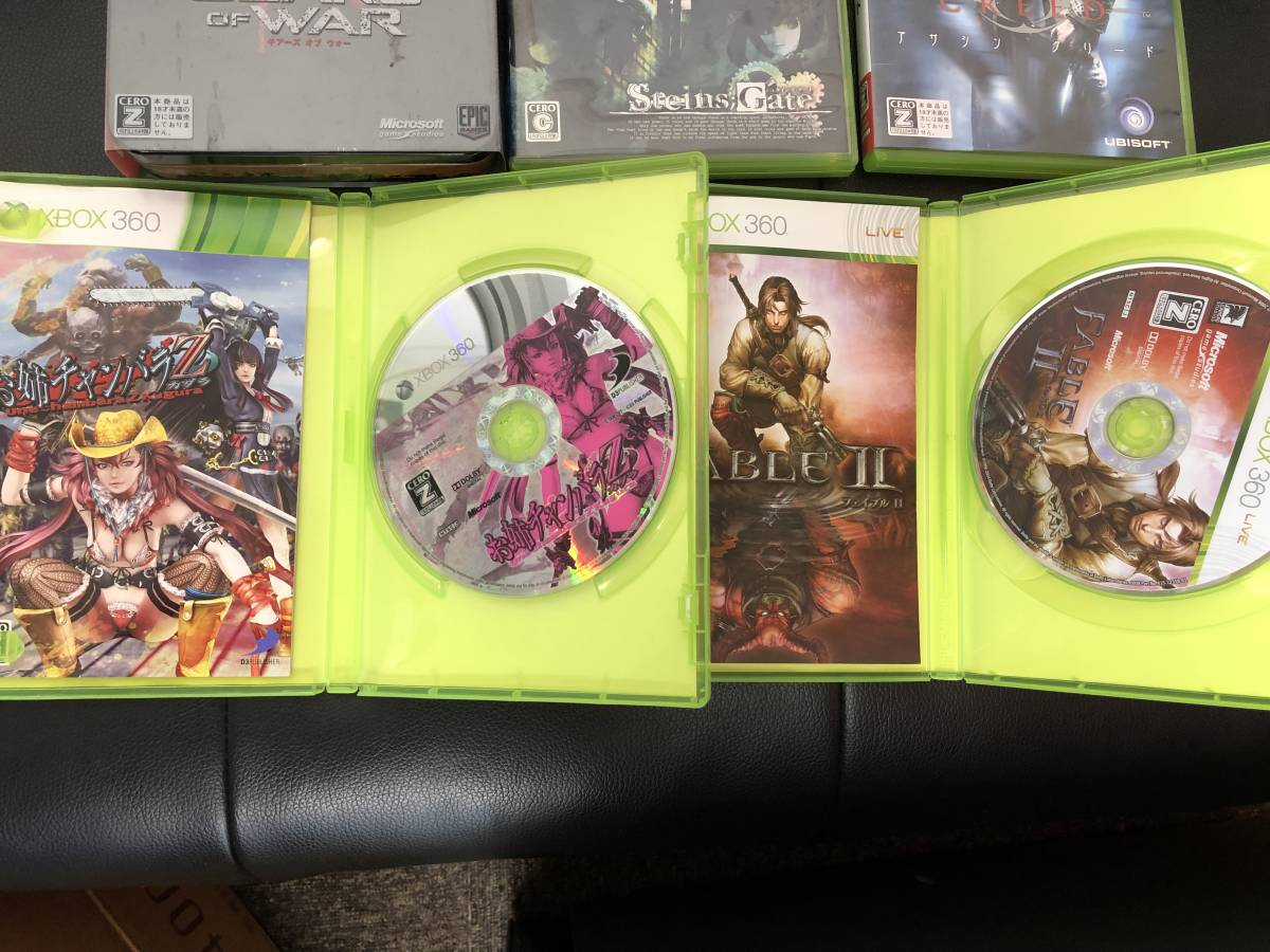 S☆316 XBOX360 中古ソフト5本セット_画像5
