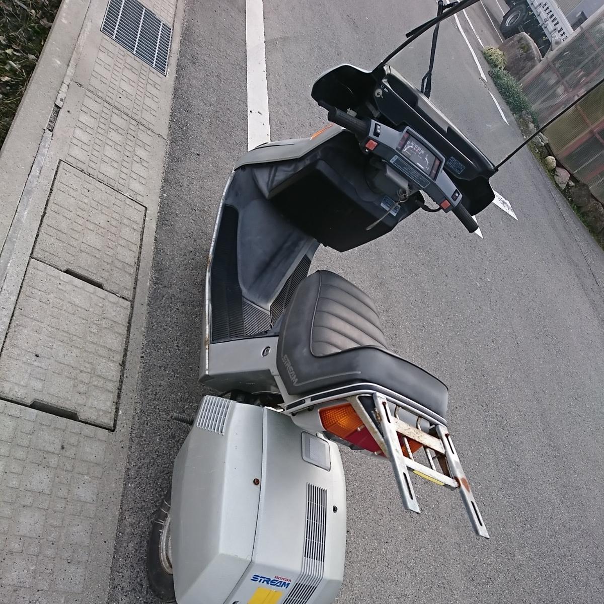 ホンダ ストリーム TB07 レストアベース カスタムベース 三輪 希少 旧車 _画像4