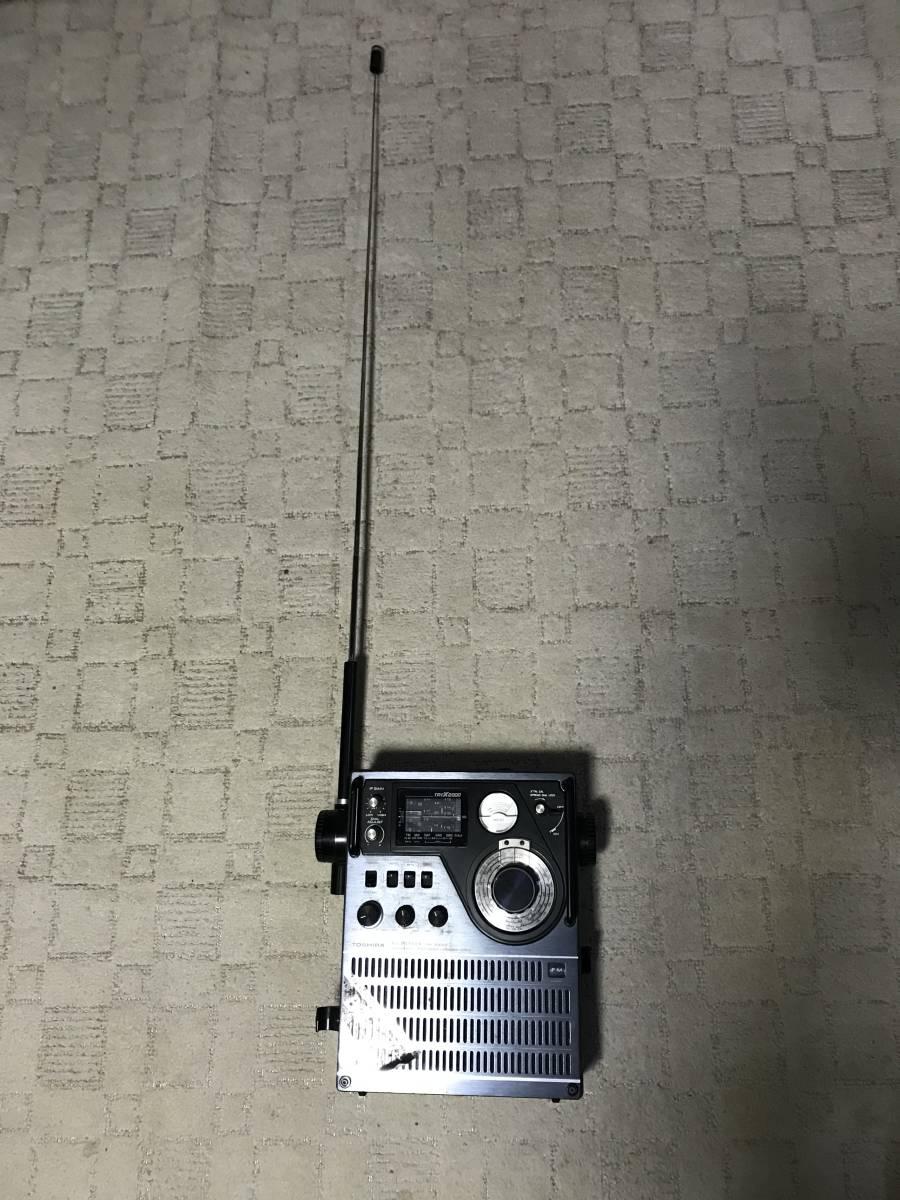 TOSHIBA/東芝 ICラジオ TRY X2000 RP-2000F 中古_画像6