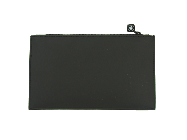 b108cd2b5ff2 未使用 CHANEL シャネル ルージュ アリュール ビューティー コスメ プレジション 正規販促品 ブラック 化粧品 アクセサリーポーチ