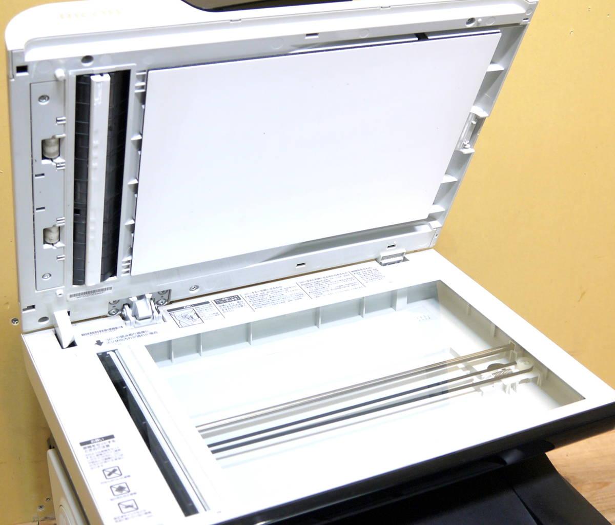 動作品 RICOH/リコー SP C251SF A4カラーレーザープリンター 複合機_画像7