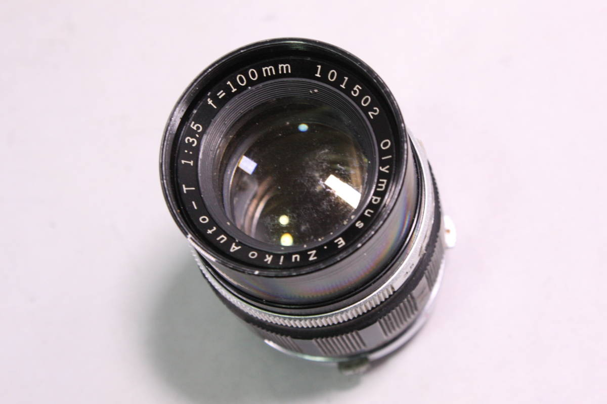 OLYMPUS PEN F ボディ Zuiko 100mm F3.5 レンズ BELLOWS ベローズ SLIDE COPYER スライドコピア デュプリケータ SLIDER スライダー #961 _画像4