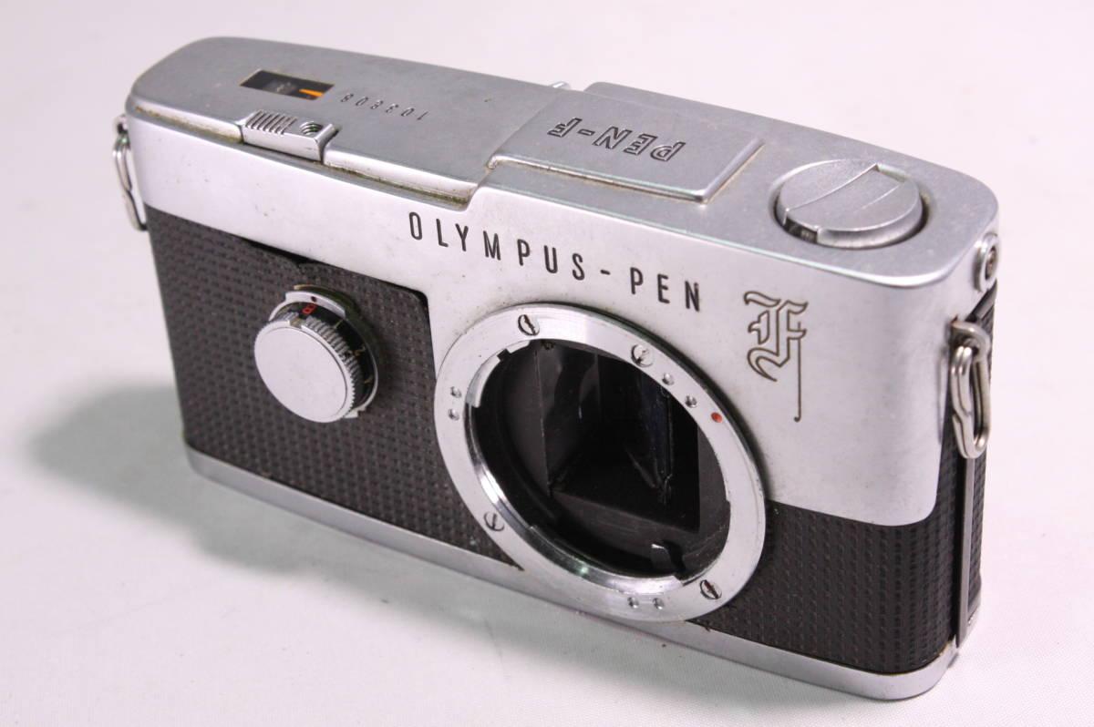 OLYMPUS PEN F ボディ Zuiko 100mm F3.5 レンズ BELLOWS ベローズ SLIDE COPYER スライドコピア デュプリケータ SLIDER スライダー #961 _画像2
