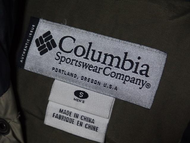 Columbia/コロンビア 極寒地対応 ダウンジャケット S_画像3