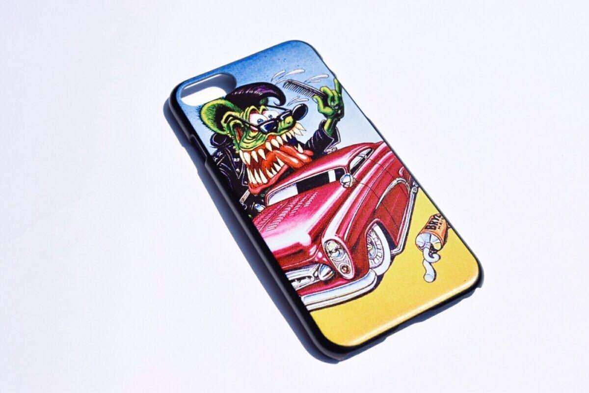 263da23add 代購代標第一品牌- 樂淘letao - ラットフィンクロカビリーiPhoneケースハードケースiPhone7 iPhone8 アメリカハワイUSDM  JDM ムーンアイズホットロッド雑貨アメ車