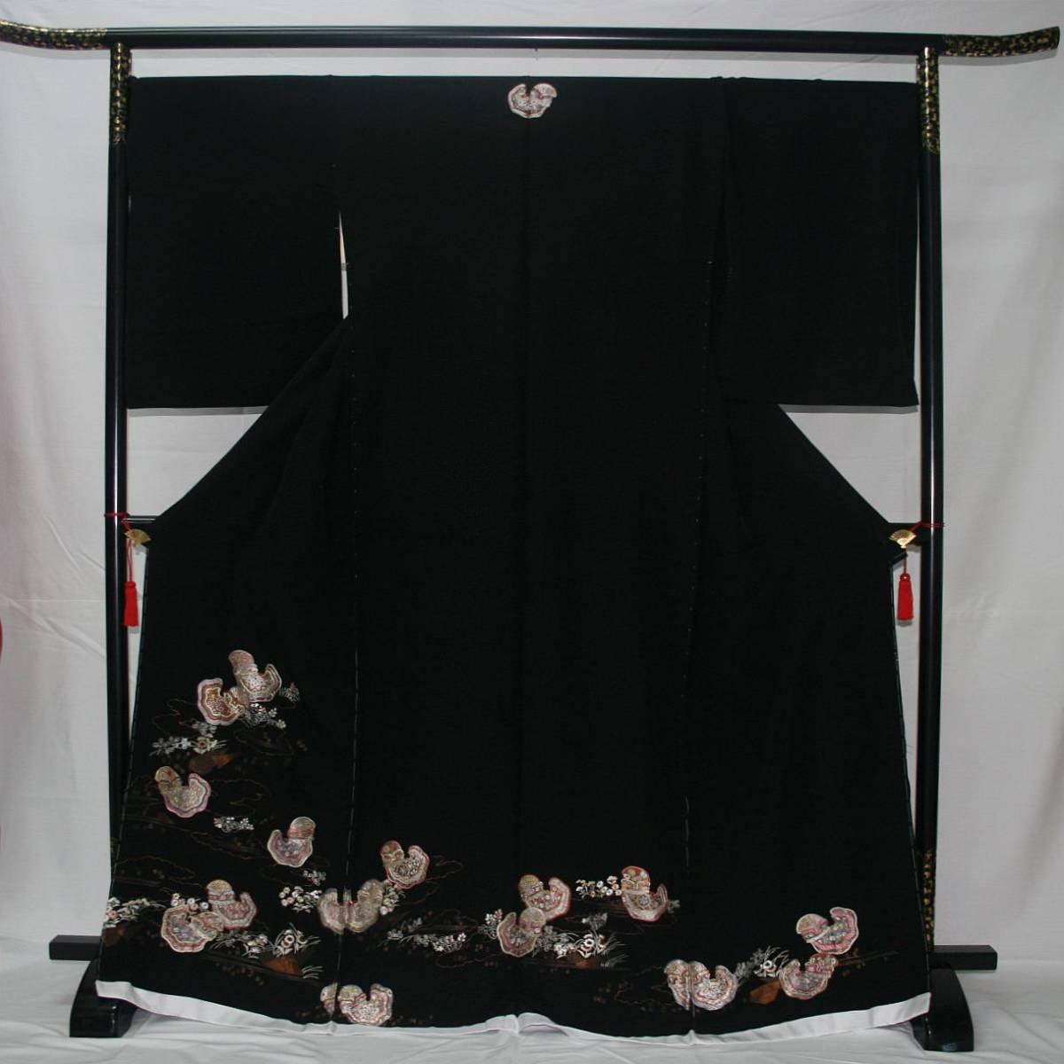 ◆高級手縫い仕立付◆弊社オリジナル◆特別訪問着NO.4_画像1