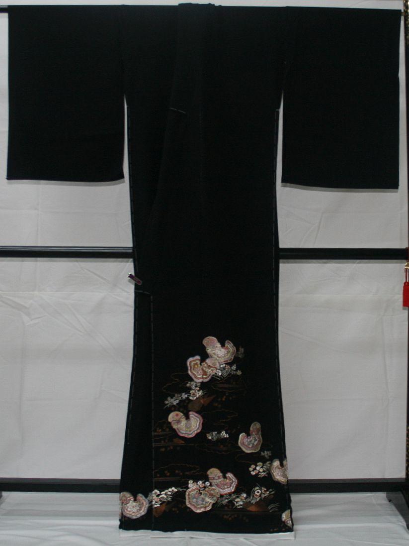 ◆高級手縫い仕立付◆弊社オリジナル◆特別訪問着NO.4_画像2