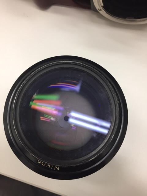 【12994】 ニコン NIKON F3  レンズ付 動作未確認 売り切り_画像8